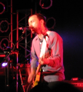 The Shins James Mercer Jul 2007